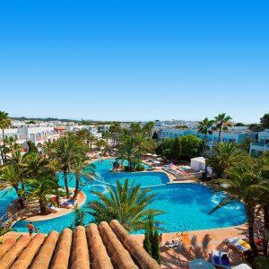 Zwembad hotel Primasol Cala D Or Gardens