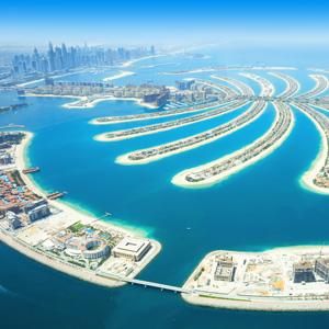 Jumeirah Palmeiland Dubai