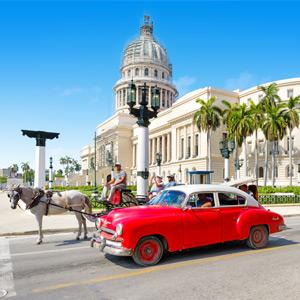 Capitool-en-oude-auto's-Cuba