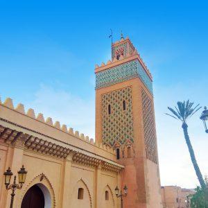 Gebouw-Marrakech