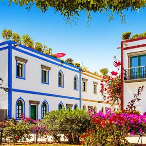 Gekleurde-huizen-Puerto-de-Mogan