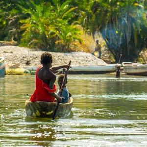 Kano-Gambia-Rivier