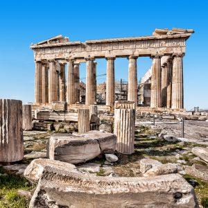Parthenon-Athene