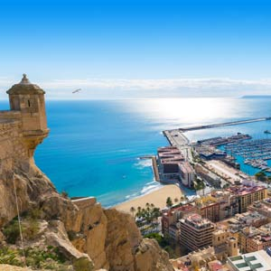 Skyline-Alicante