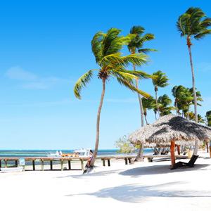 Strand-dominicaanse-Republiek
