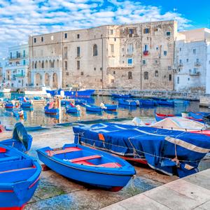 Havenstad Monopoli Puglia